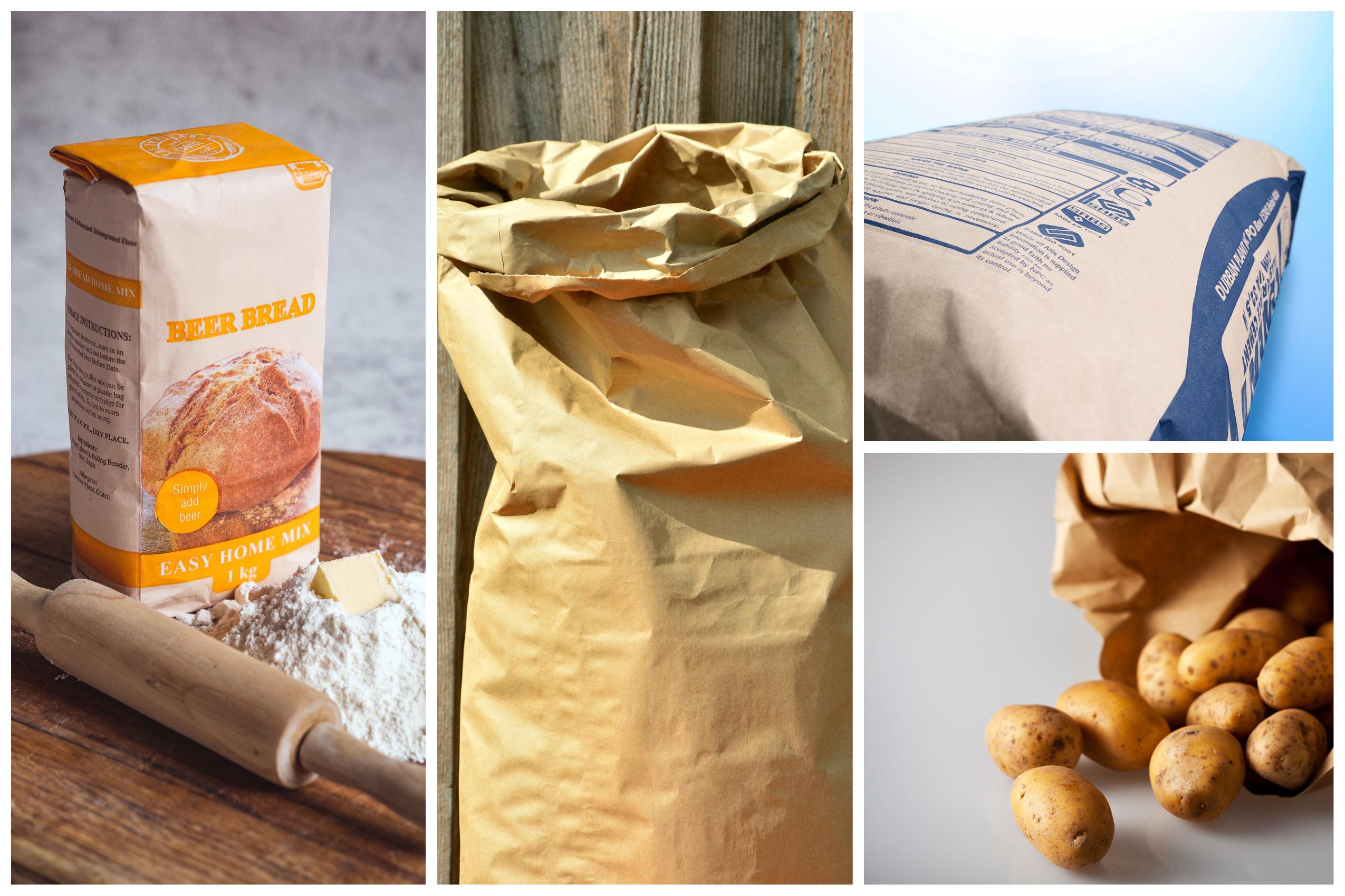 Paper sacks